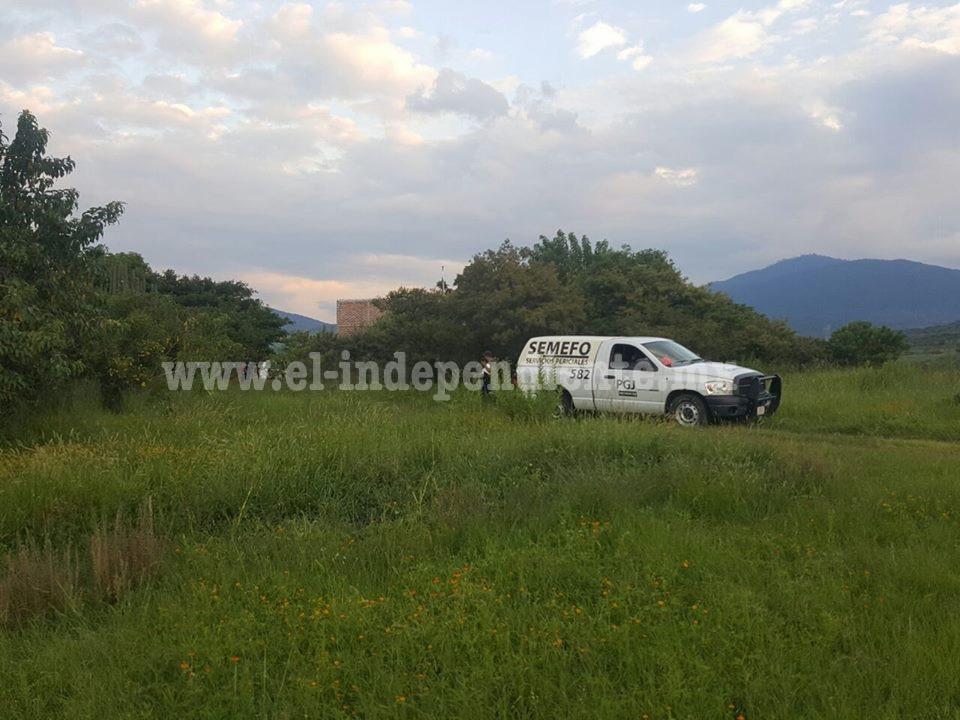 Encuentran muerto a trabajador de Aseo Público de Jacona