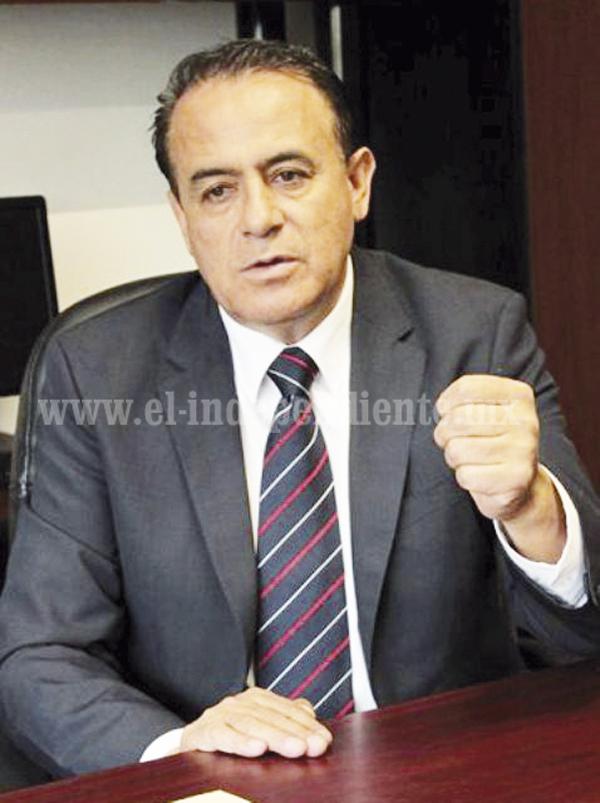 Pascual Sigala asume la presidencia de Mesa Directiva del Congreso