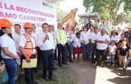 Arranca Gobernador obras por 25.5 mdp en Pinzándaro, municipio de Buenavista
