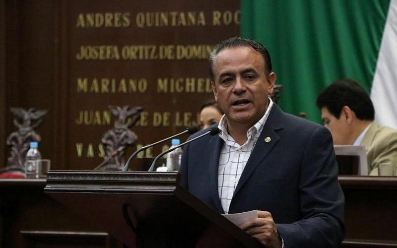 Falsas, las versiones en contra del Presidente de la Mesa Directiva del Congreso del Estado: PGJE
