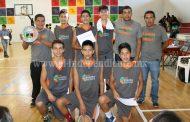 Zamora Campeón del Selectivo Estatal U-14 Varonil de Basquetbol