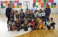Escuela de Basquetbol Zamora venció a Cofradia en diferentes categorías