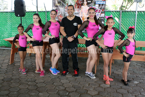 Iron Fitness participará en el Sr México y Srta. Fitness México 2016