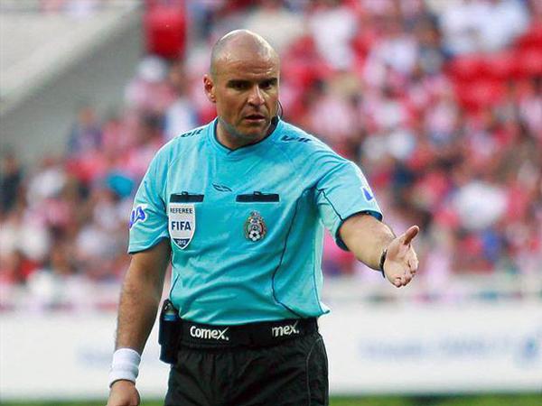 Francisco Chacón impartirá clínica de arbitraje de futbol en Zamora