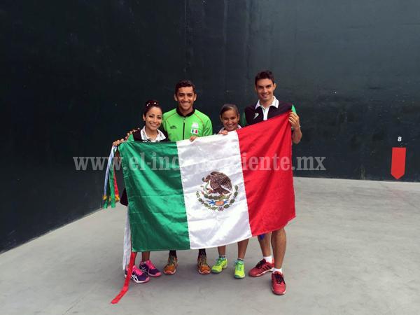 Alfonso Torres Tello y Adrián Raya triunfan en Perú