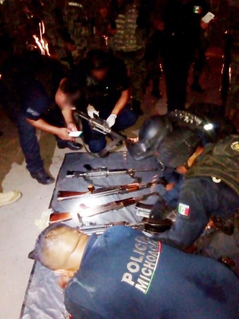 Continua operativo interinstitucional en Tierra Caliente; hay 16 requeridos