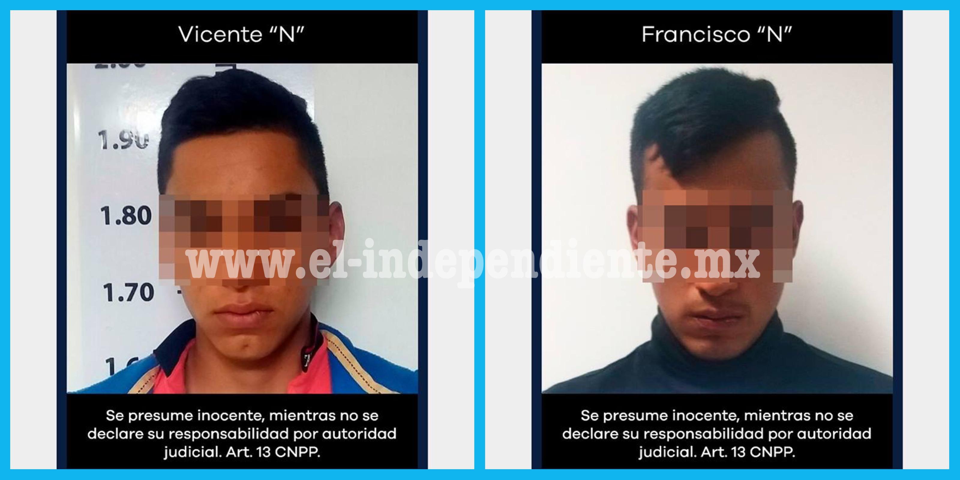 Vinculan a proceso a los dos acusados del homicidio del padre de Janamuato
