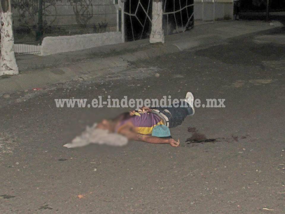 De un balazo ultiman a un hombre en el Fraccionamiento Nuevo de Ario en Zamora