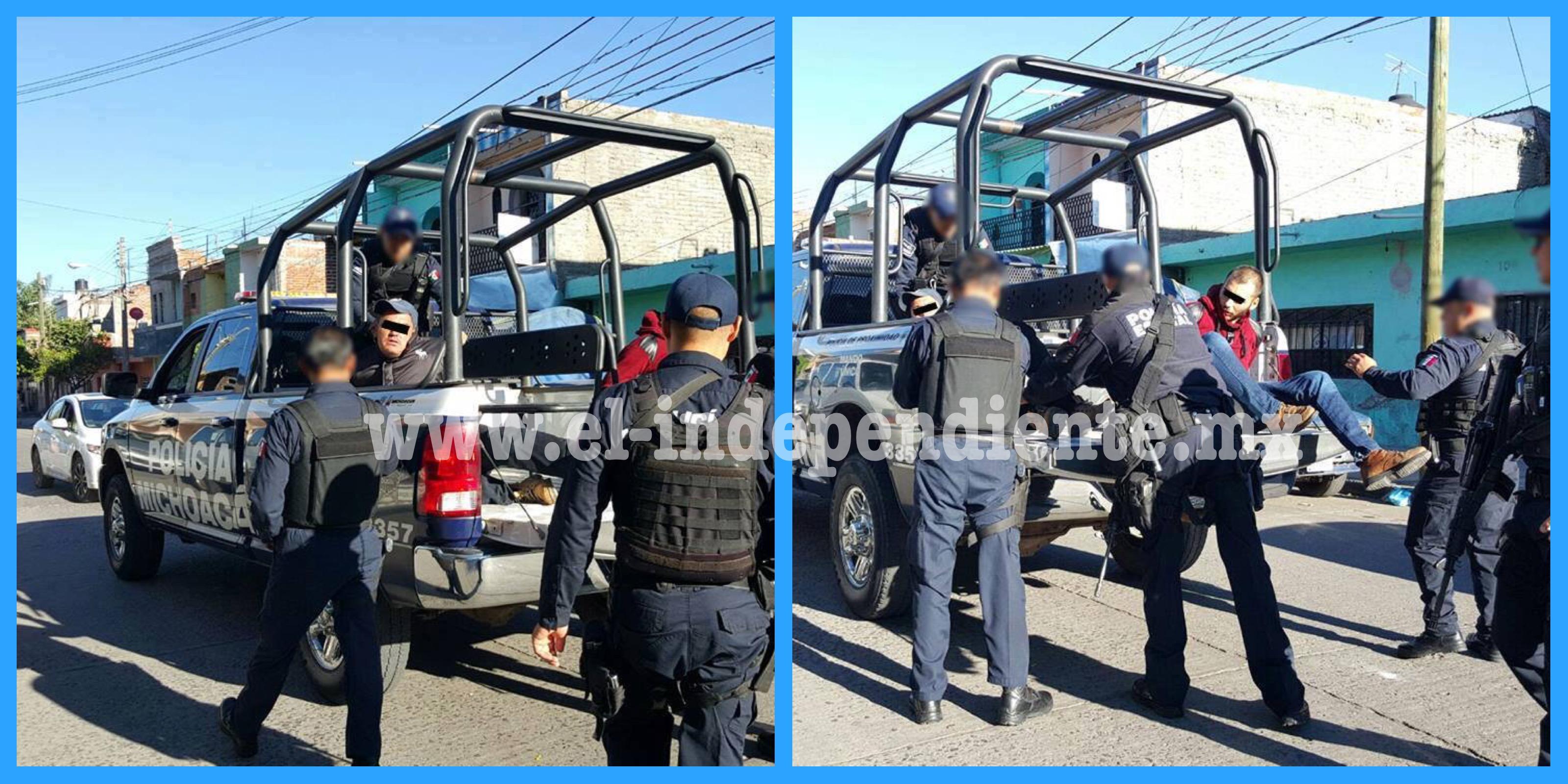 Prisión Preventiva para los dos implicados en homicidio de un hombre en la Miguel Hidalgo de Zamora