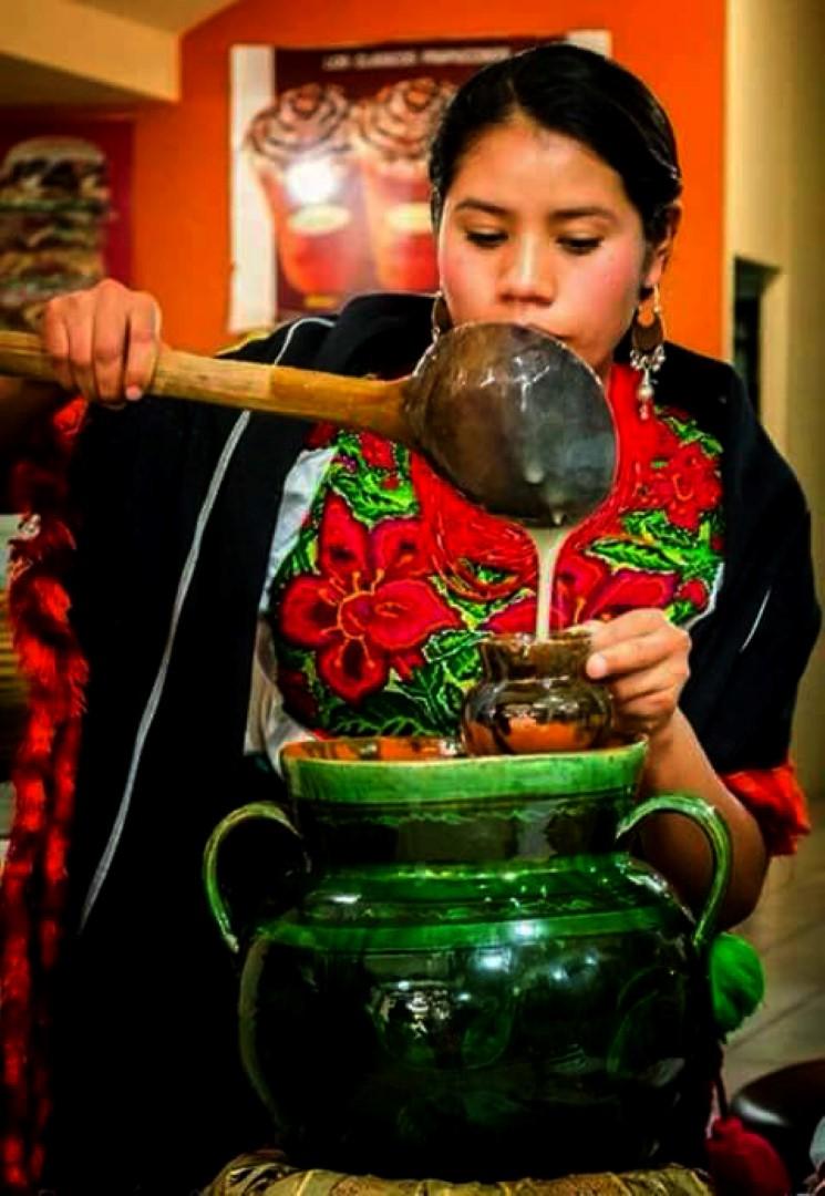 Zacán, el epicentro de la cultura Purhépecha
