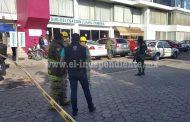 Evacuan oficinas del IMSS y SEP en Zamora por amenaza de bomba