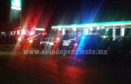 Despliega SSP operativo en Sahuayo y Jiquilpan en busca de los homicidas de mando policial