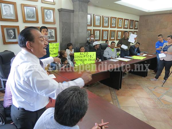 Iniciarán trabajos de agua y drenaje en la colonia Nezahualcóyotl y Las Flores