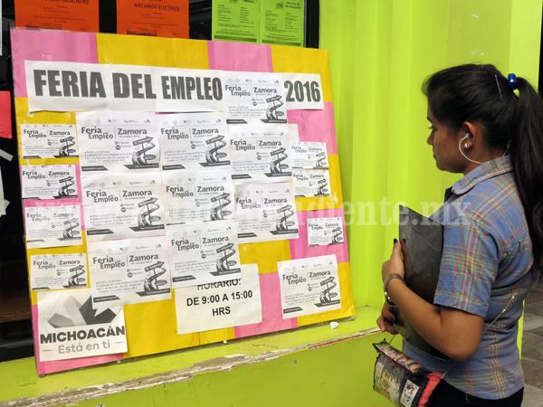 Ofertarán 700 vacantes en Feria del Empleo