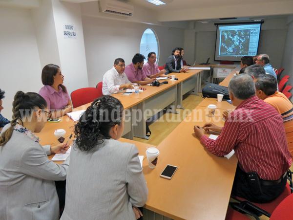 Buscarán consolidar mancha urbana en zona metropolitana