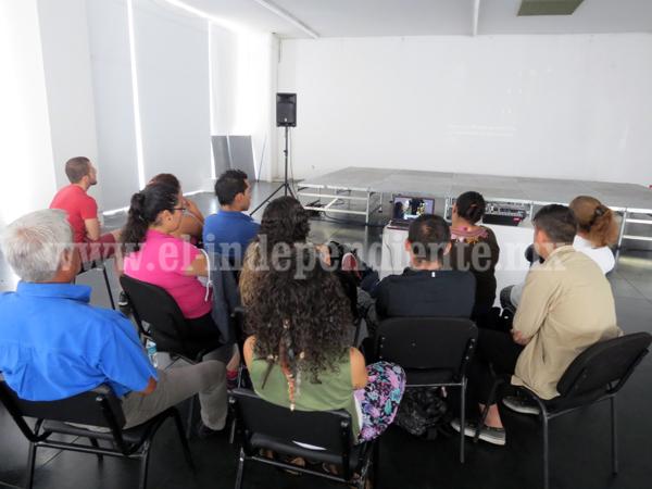 Zamora, sede de la capacitación de la didáctica de la enseñanza en las artes