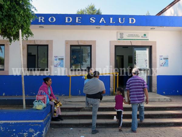 Continúa gestión para ampliar el centro de salud de Jacona