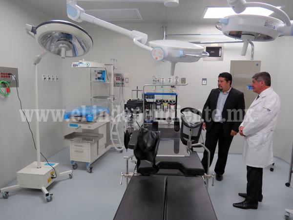Hospital Regional en proceso de dignificación