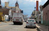 Vecinos y comerciantes de la 5 de Mayo en incertidumbre por circulación vial
