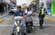 Apuestan a educación vial para generar conciencia en uso de casco en motociclistas