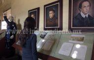 Siguen llegando visitantes al Museo de la Ciudad