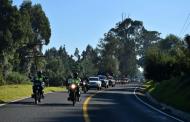 Arranca operativo de seguridad y bienvenida a turistas para la Noche de Muertos en Michoacán