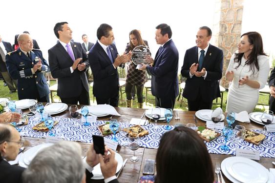Michoacán, punto de partida para la pluralidad y el diálogo: Silvano Aureoles