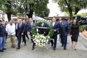 Llama Adrián López a fortalecer las Instituciones