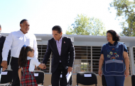 Mejorar infraestructura educativa sin bajar la guardia: Silvano Aureoles