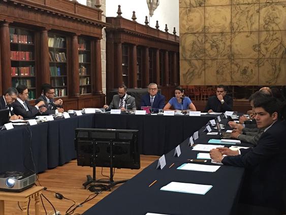 Encabeza SFA trabajos del Grupo de Deuda y Empréstitos de la Comisión Permanente de Funcionarios Fiscales