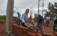 Apoya el Gobierno estatal construcción de Telebachillerato en Chavinda