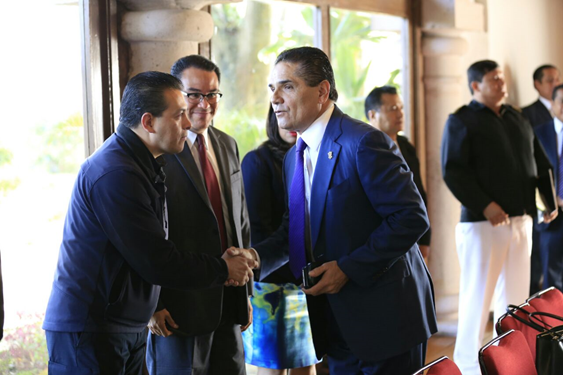 Afina GCM estrategia de seguridad para Michoacán