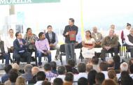 Respalda Presidente de México Gobierno de Silvano Aureoles