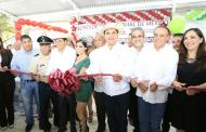 Inaugura Gobernador Expo Feria de Apatzingán 2016