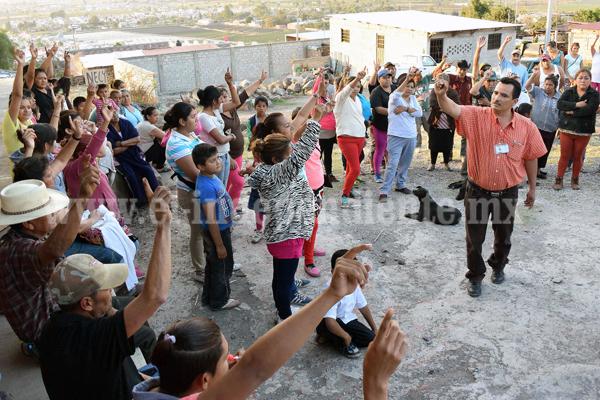 Gobierno Municipal sigue adelante con renovación de mesas directivas de colonias