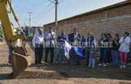 Siguen esfuerzos del Alcalde de Tangancícuaro para trabajar a favor de habitantes