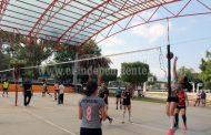 Torneo Relámpago de Voleibol del Día de Muertos
