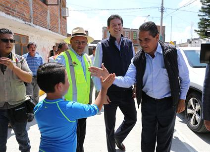 Hacer de Morelia la mejor ciudad para vivir: Silvano Aureoles