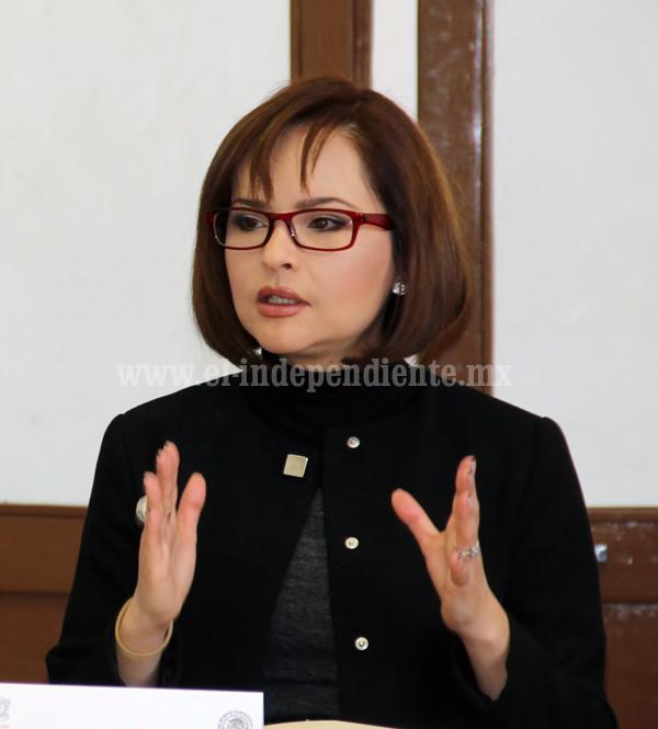 Urgente, incrementar las sanciones contra feminicidas: Rosa María de la Torre