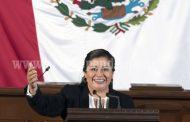 Acuerda Belinda Iturbide con Profreco verificación de básculas para garantizar que no se afecte a campesinos