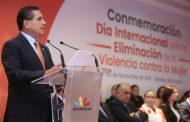 """Lanzan la aplicación móvil """"Mujer Segura Michoacán""""; primera a nivel nacional"""
