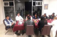 Fortalece SSP coordinación con autoridades de Chilchota
