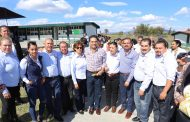 Generar condiciones de seguridad y desarrollo para Zamora: Silvano Aureoles