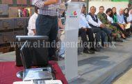 Anuncia Gobernador 25 mdp para infraestructura educativa en Zamora