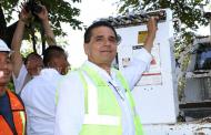 Inicia Gobernador obras por más de 11 mdp en Cenobio Moreno, municipio de Apatzingán