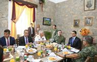 Garantizada, seguridad de turistas y michoacanos en Noche de Muertos: GCM