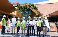 Arranca Gobernador remodelación y ampliación del Ceconexpo Morelia
