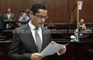 Michoacán, podría ser de los primeros estados del país en implementar la revocación de mandato: Miguel Ángel Villegas