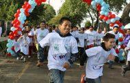 Realizan carrera conmemorativa del Día Internacional de las Personas con Discapacidad