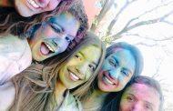 Convocan a participar en la carrera de color #porlosvalores